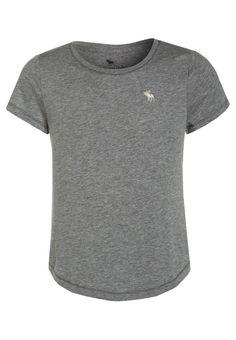 ¡Consigue este tipo de camiseta básica de Abercrombie & Fitch ahora! Haz clic para ver los detalles. Envíos gratis a toda España. Abercrombie & Fitch EASY Camiseta básica grey: Abercrombie & Fitch EASY Camiseta básica grey Ropa   | Material exterior: 60% algodón, 40% viscosa | Ropa ¡Haz tu pedido   y disfruta de gastos de enví-o gratuitos! (camiseta básica, basics, basic, basico, basica, básico, basicos, casual, clasica, clasicas, clásicas, clásica, básicos, básica, basic t-shi...