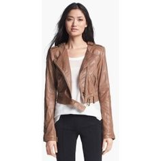 Crop Leather Jacket 6 Good