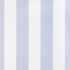 Ikat Stripe #wallpaper in #blue from the Fairfax collection. #Thibaut