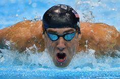 Si Michael Phelps fuera un país…