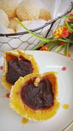 MiMi Bakery House: Pumpkin Sesame Balls 南瓜芝麻球(煎堆) [10 July 2015]