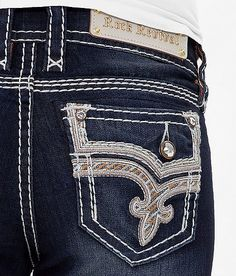 Rock Revival Janelle Mid-Rise Skinny Stretch Jean at Buckle.com