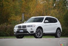 2015 BMW X3 xDrive 28d Review │ There are so many luxury crossovers currently available on the market that occasionally we pros can get them mixed up. Case in point: BMW. #BMW #X3