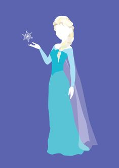 Disney Collection 9 Elsa from Frozen by nati-nio.deviantart.com on @deviantART