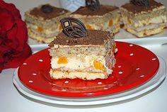 Ciasto serowa Zośka