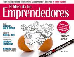 El libro de los emprendedores / [coordinado por Pilar Alcázar ; diseñado por Isra Guillén]. Deusto, 2015