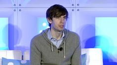 #Tumblr users spend an average of 14 minutes per visit, says CEO David Karp. That's more than Facebook and Twitter.