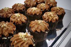 Nutella cupcake:)