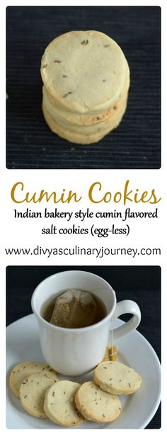 Savoury Cumin Crackers | brownies, bars and cookies | Pinterest ...