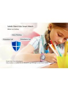 Watch over your child with the kids smart watch phone, coming with SOS and GPS tracking functions. Led Watch, Android Watch, Gps Tracking, Waterproof Watch, Smart Watch, Phone, Kids, Young Children, Smartwatch