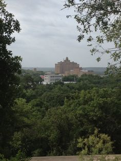 Baker Hotel, Mineral Wells, TX.  July 24, 2013