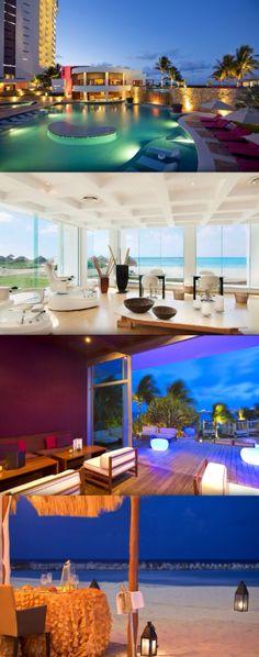 Krystal Grand Punta Hotel  Cancun, Mexico
