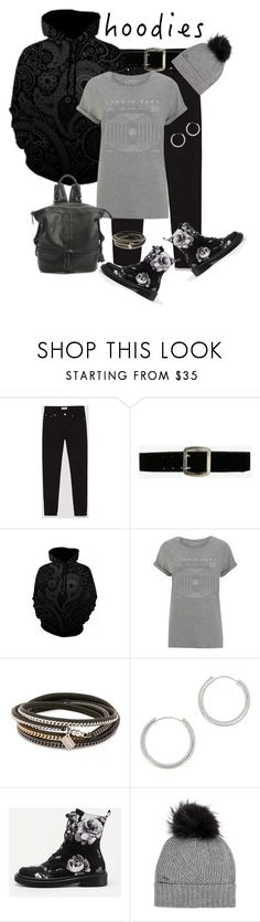 """""""In my Hood: Cozy Hoodies"""" by debby-boman ❤ liked on Polyvore featuring Express, South Moon Under, Vita Fede, Elizabeth and James, Woolrich and Hoodies"""