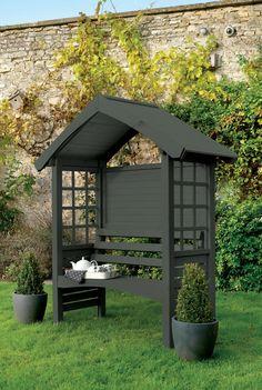 Colour your Garden with the Cuprinol Garden Colour Selector