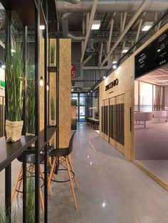 Niro Group _ Zirconio & Niro Granite Cersaie Stand Design