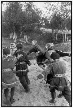 Henri Cartier-Bresson - SWEDEN. 1956.