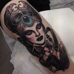 Emily Rose Murray : tattoo