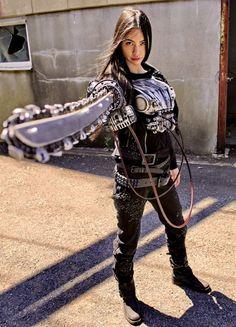Sword hotties