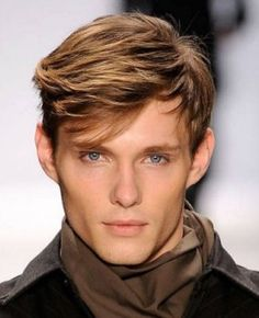 Pleasing Hairstyles For Teenage Guys Hairstyles And Teen Boys On Pinterest Hairstyles For Men Maxibearus
