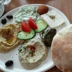 Photo taken at Café Merkur by Alina C. on 6/8/2014