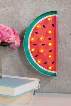 Watermelon Marquee Light