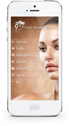 Build your own customized mobile applications for your beauty parlour. High quality mobile apps for salons, parlor, spa. Call 203 372 5310 to get your app for salon today. App Control, Control Panel, Mobiles, Salons, Spa, Mobile Applications, How To Get, Parlour, Feelings