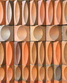 Bricks façade