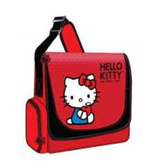 I'm learning all about Hello Kitty KT4339RV Vertical Messenger Style Laptop Case at @Influenster! @hellokitty