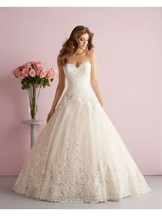 Allure Bridal Spring 2014 - Style 2701