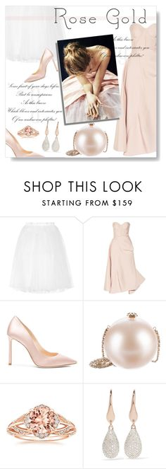 """""""Untitled #748"""" by lo2lo2a ❤ liked on Polyvore featuring Ballet Beautiful, Jil Sander, Jimmy Choo, Chanel and Monica Vinader"""