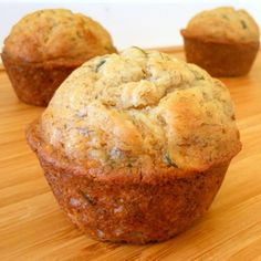 The most delicious way ever to get rid of overripe bananas and extra zucchini!