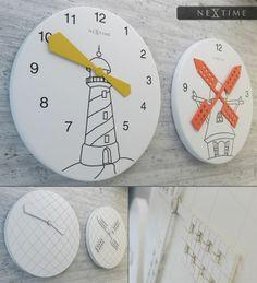 "3DDD Model - ""PROFI"" Clock nextime 3dsMax 2012 + fbx (Vray) : Другие предметы интерьера : Файлы : 3D модели, уроки, текстуры, 3d max, Vray"
