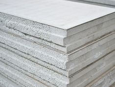 Precast Concrete Panels, Concrete Blocks, Concrete Wall, Brick Wall, Insulation Board, Roof Insulation, Building Systems, Building Materials, Exterior Wall Panels