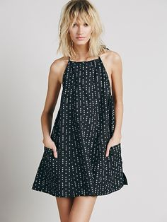 Free People Everlong Trapeze Dress at Free People Clothing Boutique