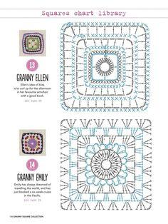 Kira scheme crochet: Scheme crochet no. 2019