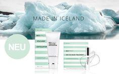Neu von BIOEFFECT.  - BIOEFFECT Volcanic Exfoliator - BIOEFFECT EGF Eye Mask Treatment  #bioeffect #meister_parfumerie #skincare #egf_serum #egf #hamburg #beauty