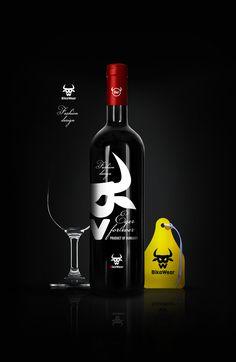 BikaWear Wine on Packaging of the World - Creative Package Design Gallery
