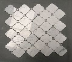 White Carrara Arabesque Water Jet Stone Mosaic Tile, View stone mosaic tile, CENTURY Product Details from Qingdao Century Import & Export Co., Ltd. on Alibaba.com