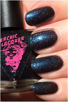 Witches Agenda for Uberness - SuperChic Lacquer