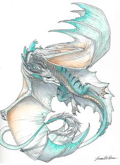 Of Green and Gold (Dragon Adoptable CLOSED) by sugarpoultry.deviantart.com on @DeviantArt