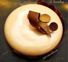 Le Caradulcey - C&B Cakes&Biscuits - WordPress Sitesi Mousse Caramel, Cremeux Caramel, Sweet Pastries, French Pastries, Dacquoise, Easter Recipes, Dessert Recipes, Patisserie Fine, Cake & Co