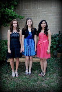 8th Grade Formal Dance Hair, & Dress! | Middle school tips