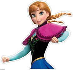 x Disney-frozen-anna-elsa-novo-design - Minus Frozen Cupcake Toppers, Princess Cupcake Toppers, Frozen Cupcakes, Frozen Cake Topper, Anna Frozen, Tags Frozen, Frozen Birthday Party, Frozen Theme Party, Disney Princess Cupcakes