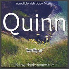 Beloved Baby Names: Incredible Irish Baby Names Gaelic Baby Names, Irish Baby Names, Rare Baby Names, New Baby Names, Unusual Baby Names, Cool Baby Names, Boy Girl Names, Baby Name Generator, Name Inspiration