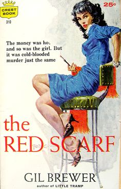McGinnis, the Red Scarf