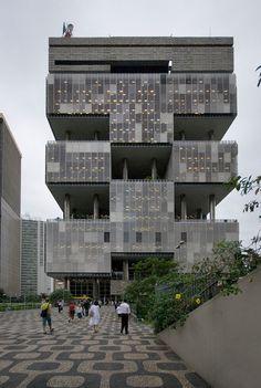 : Petrobras Headquarters, 1967-1972 Rio de Janeiro,...