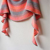 Sand Layers pattern by Lisa Hannes