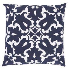 Allem Studio Sindoor Navy Pillow  from @zinc_door #zincdoor #new #bedding