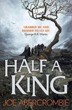 """Primeiro libro da triloxía """"Shattered sea"""". Contén: Primeiras páxinas en inglés da novela """"Half the world"""" de Joe Abercrombie, segundo libro da triloxía """"Shattered sea"""". Contén: Entrevista con Joe Abercrombie. Novela fantástica en lingua inglesa."""