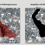 Fugenverguss kalt: Asphaltfugen ausbessern mit REFUG von Vialit Cold